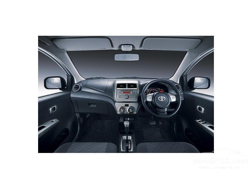 2015 Daihatsu Ayla 1.0L Hatchback 4dr NA