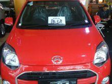 2016 Daihatsu Ayla 1.0 D+ Hatchback