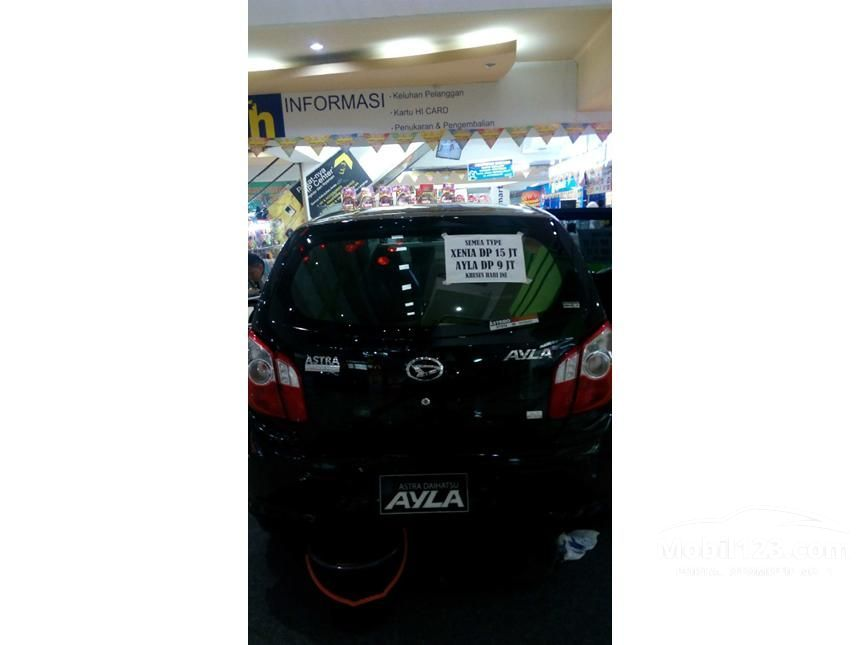 2016 Daihatsu Ayla D+ Hatchback