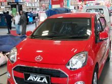 2016 Daihatsu Ayla 1.0 D Hatchback