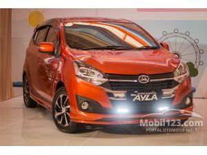 New Daihatsu Ayla 1.2 R Deluxe AT