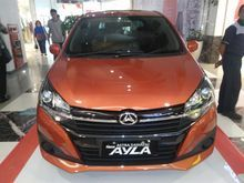 2017 Daihatsu Ayla 1.2 R Hatchback