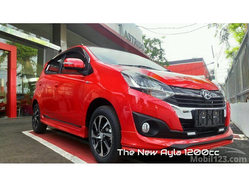 Daihatsu Ayla 2017 X 12 Di DKI Jakarta Manual Hatchback