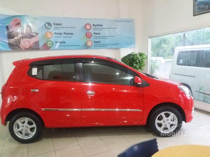 Daihatsu Ayla 2017 X 10 Di DKI Jakarta Manual Hatchback
