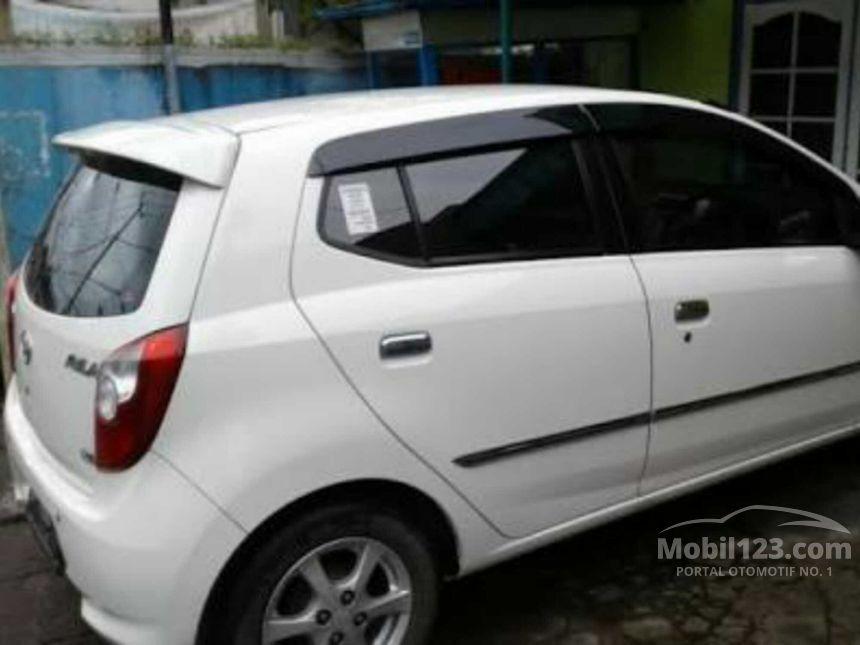 Jual Mobil Daihatsu Ayla 2016 X 10 Di DKI Jakarta Manual
