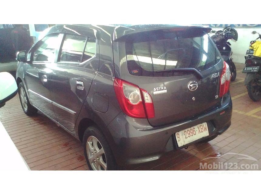 2016 Daihatsu Ayla X Hatchback