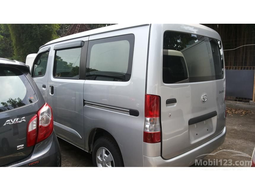 2014 Daihatsu Gran Max MPV MPV Minivans
