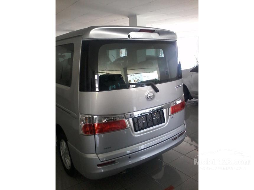 2015 Daihatsu Luxio 1.5 Wagon 5dr NA