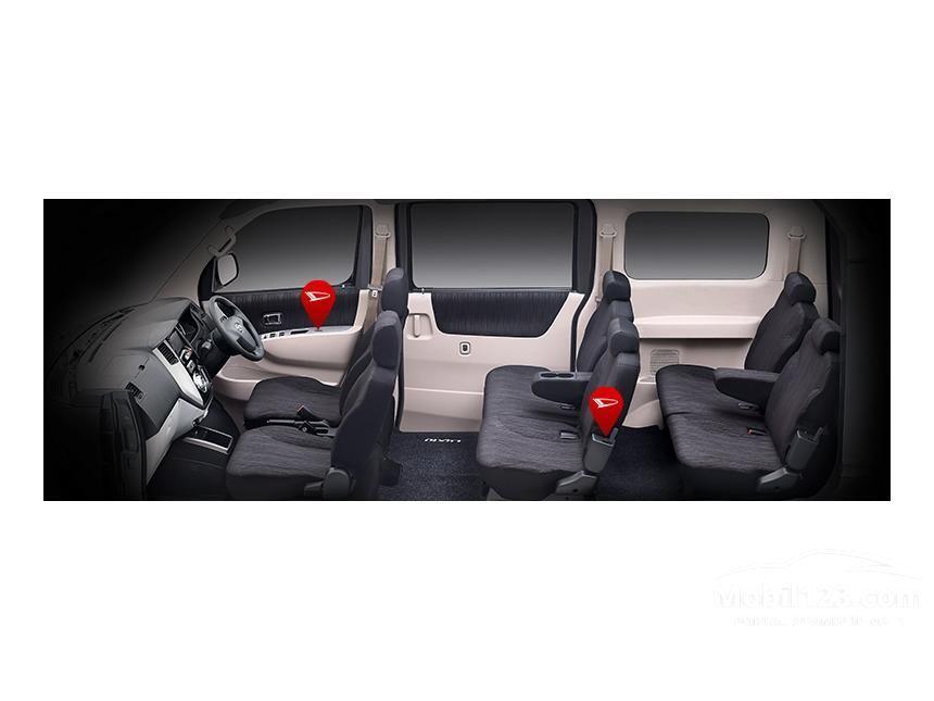2015 Daihatsu Luxio D MPV