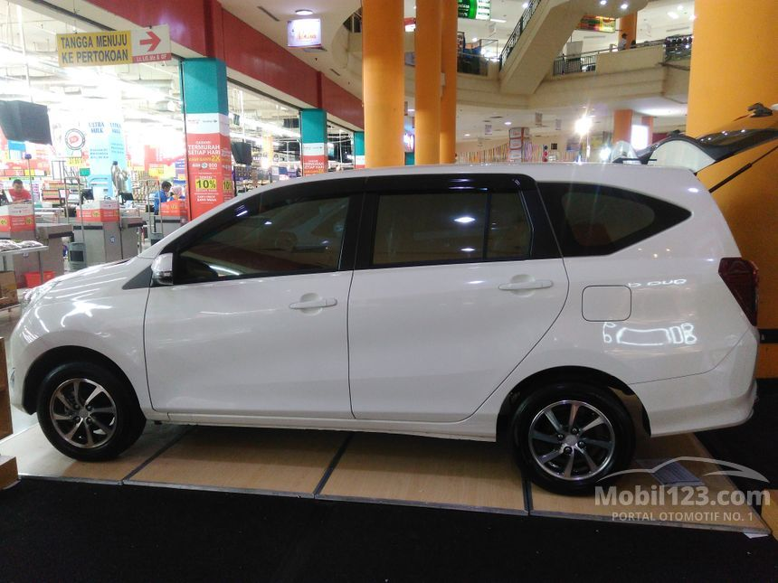 2016 Daihatsu Sigra R MPV