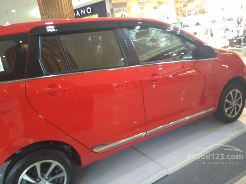 Daihatsu Sigra 2017 R 1.2 di DKI Jakarta Manual MPV Merah ...