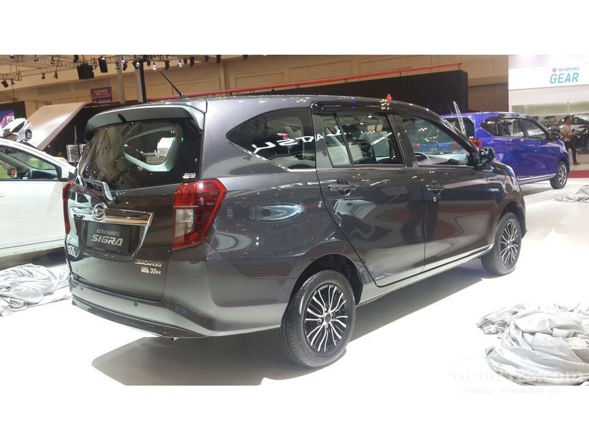 2017 Daihatsu Sigra X MPV
