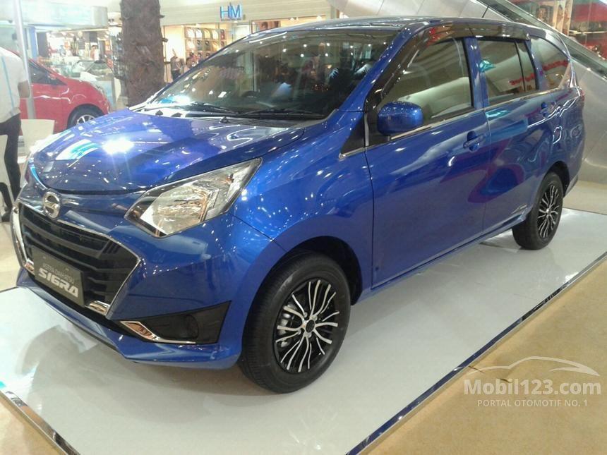 2016 Daihatsu Sigra X MPV