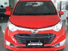 2016 Daihatsu Sigra 1.2 X MPV2017 Promo DP atau Angsuran Ringan Daihatsu Sigra X 1200 cc