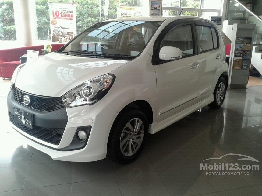 2015 Daihatsu Sirion 1.3 NA