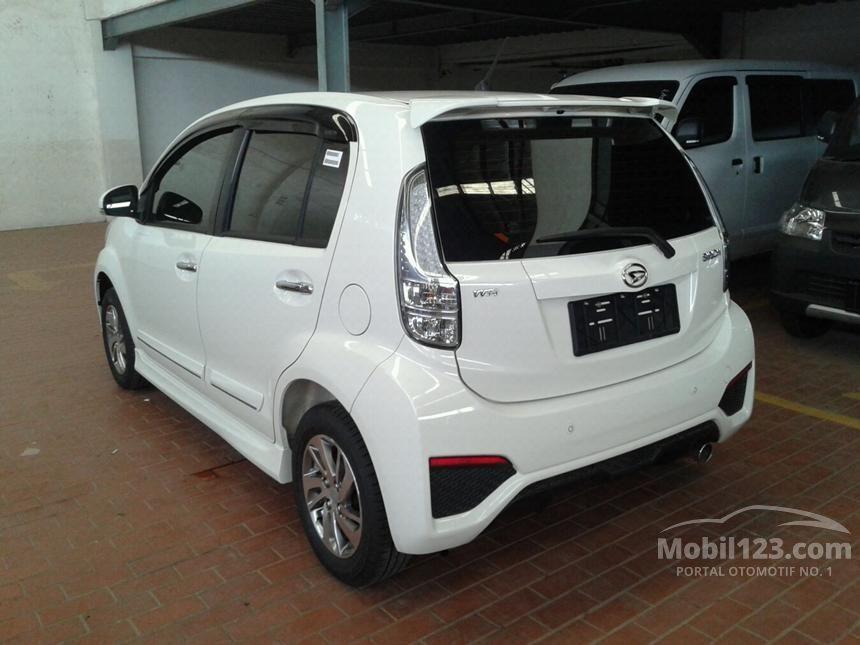 2016 Daihatsu Sirion D FMC Hatchback
