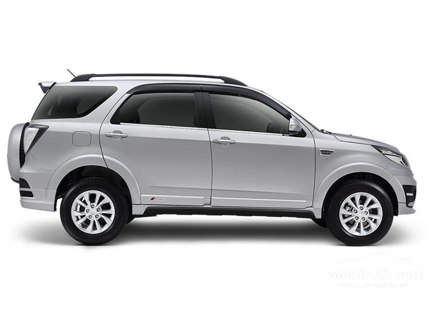 2015 Daihatsu Terios 1.5 Wagon 5dr NA