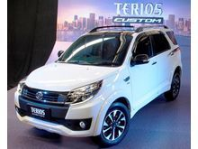 2016 Daihatsu Terios CUSTOM AT