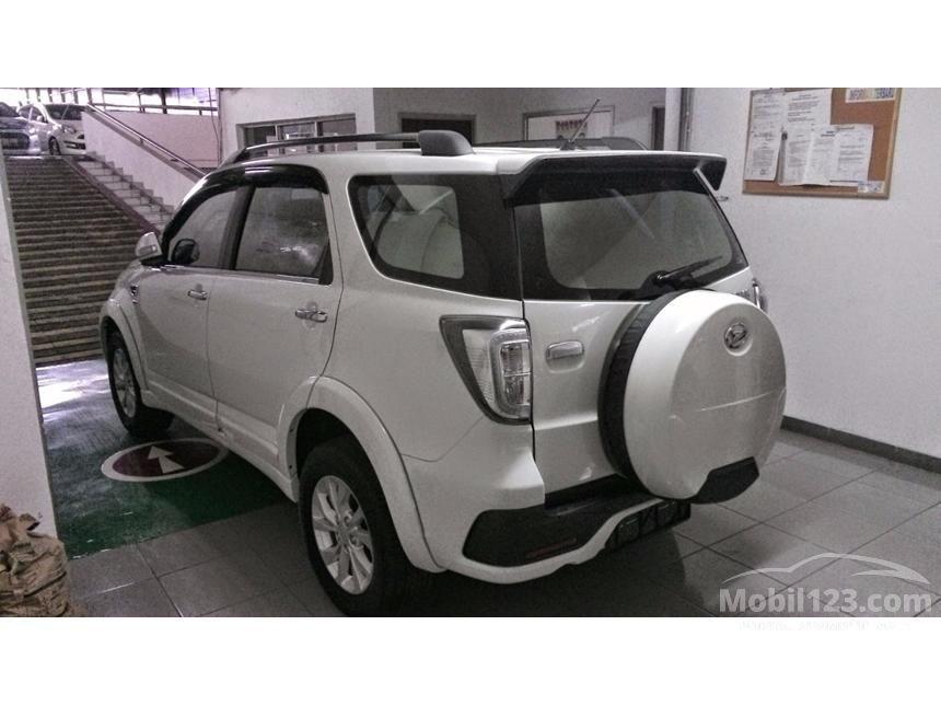 2016 Daihatsu Terios R SUV