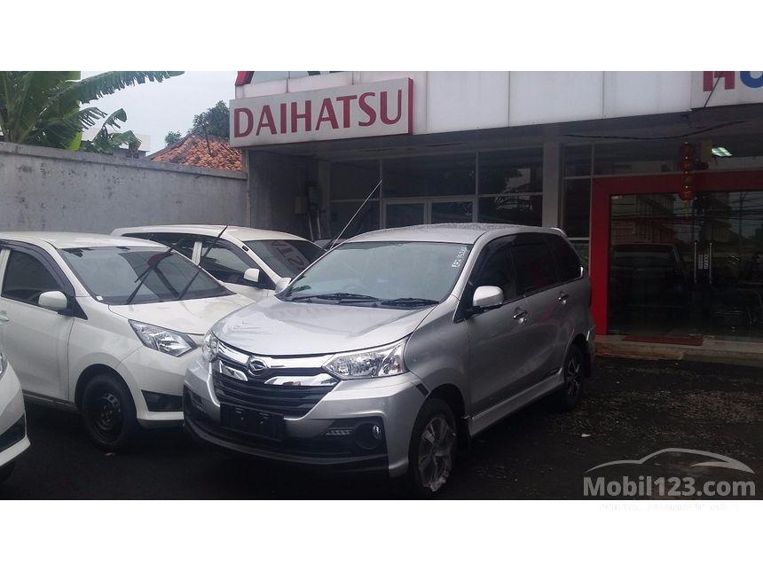 Jual Mobil Daihatsu Xenia 2017 R Sporty 1 3 Di Dki Jakarta