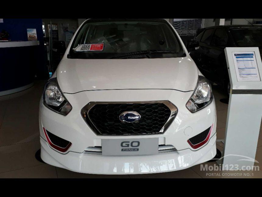 Jual Mobil Datsun GO 2017 1.2 di Banten Manual Hatchback ...