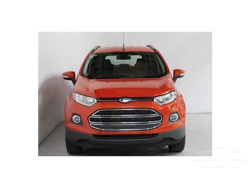 2015 Ford EcoSport 1.5 NA