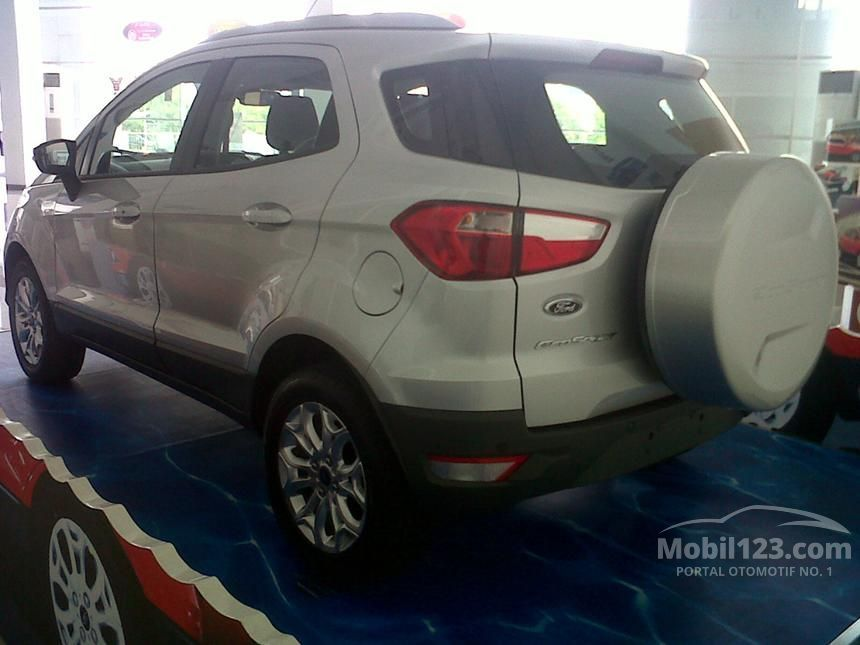 2015 Ford EcoSport 1.5 NA