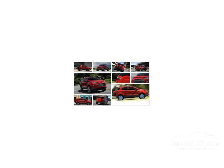 2014 Ford EcoSport Minibus