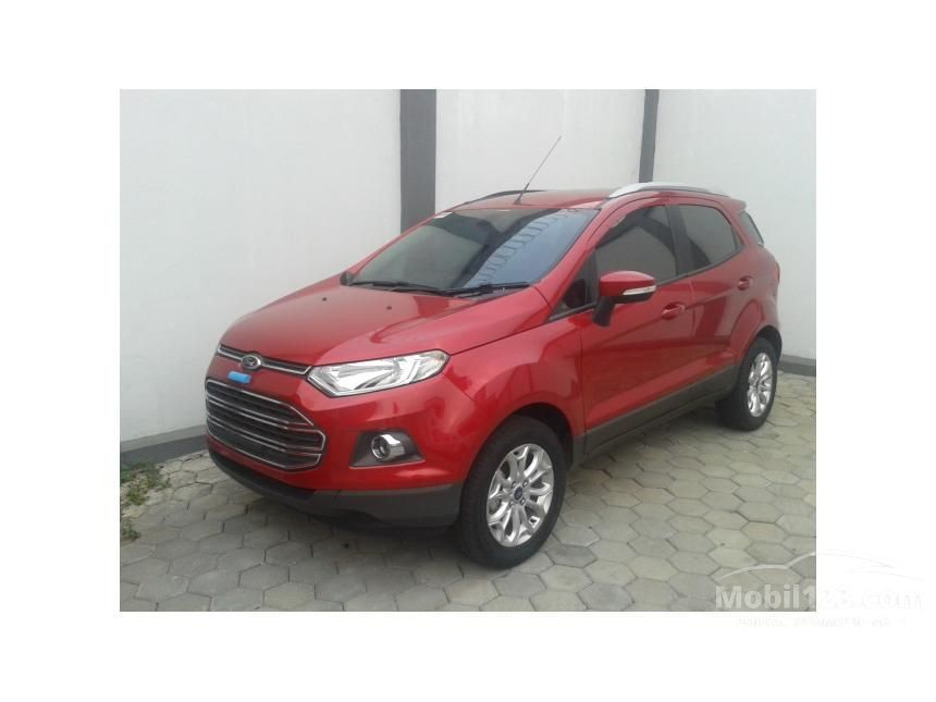 2014 Ford EcoSport Trend SUV