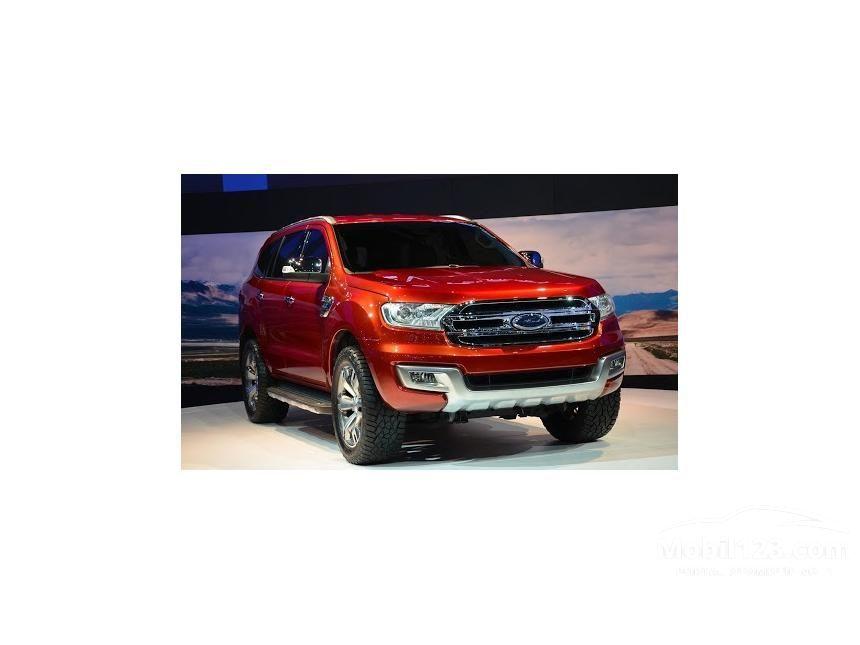2014 Ford Everest LTD LTD LTD SUV