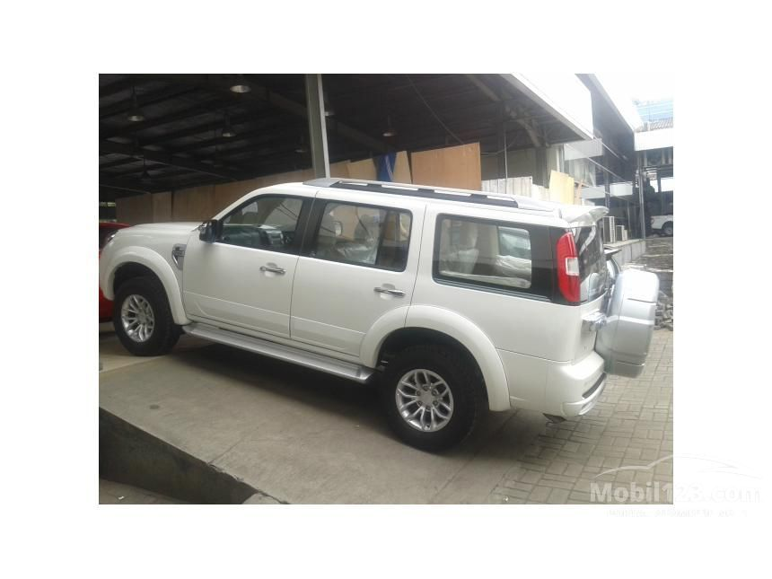 2014 Ford Everest SUV Offroad 4WD