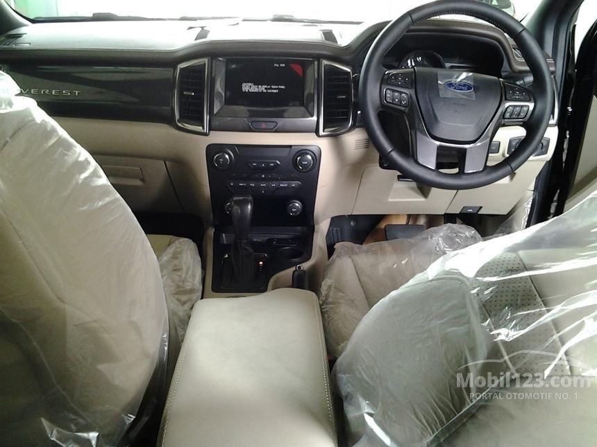 2016 Ford Everest Titanium Plus SUV