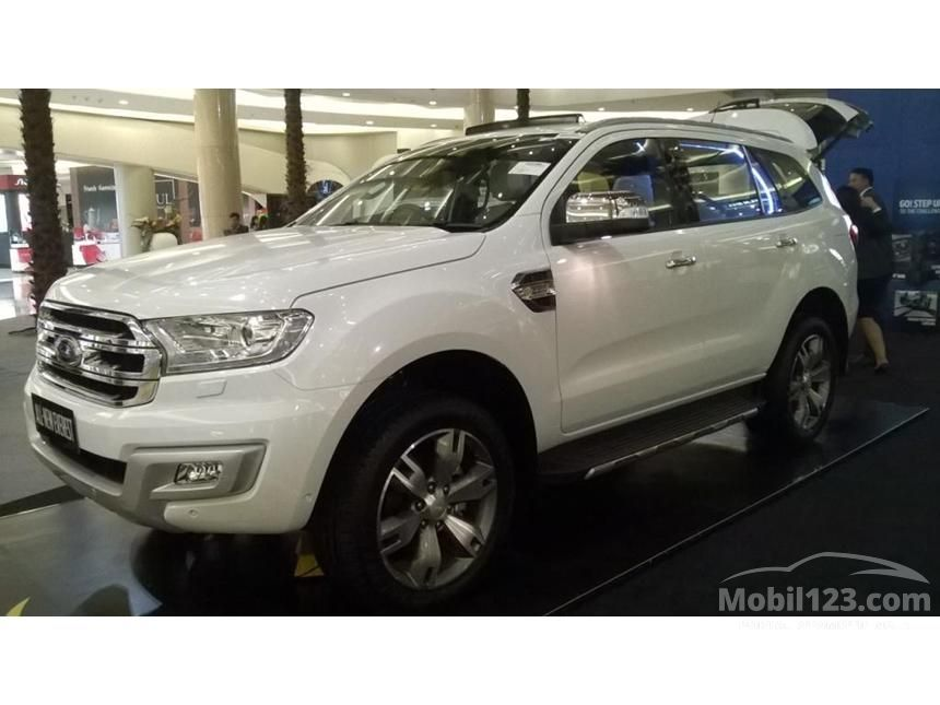 2015 Ford Everest Trend SUV