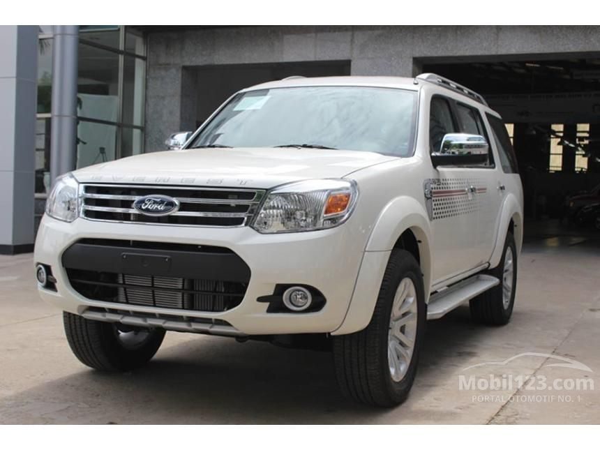 2014 Ford Everest XLT XLT XLT XLT SUV