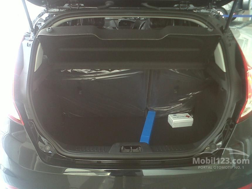 2015 Ford Fiesta 1.0 EcoBoost