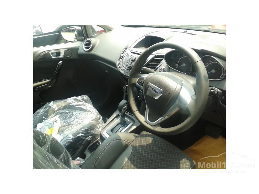 2015 Ford Fiesta 1.5 NA