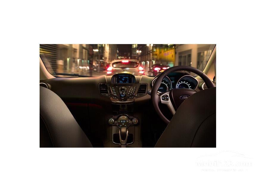 2014 Ford Fiesta Compact Car City Car