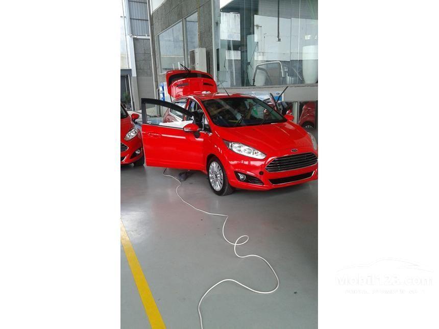 2014 Ford Fiesta EcoBoost S Hatchback