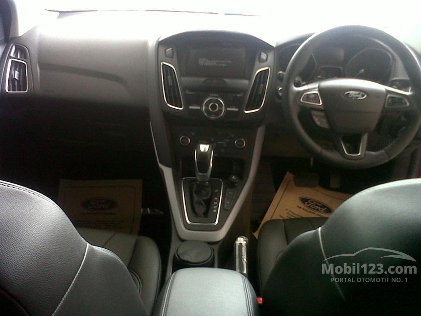 2015 Ford Focus 1.5 Ecoboost Hatchback