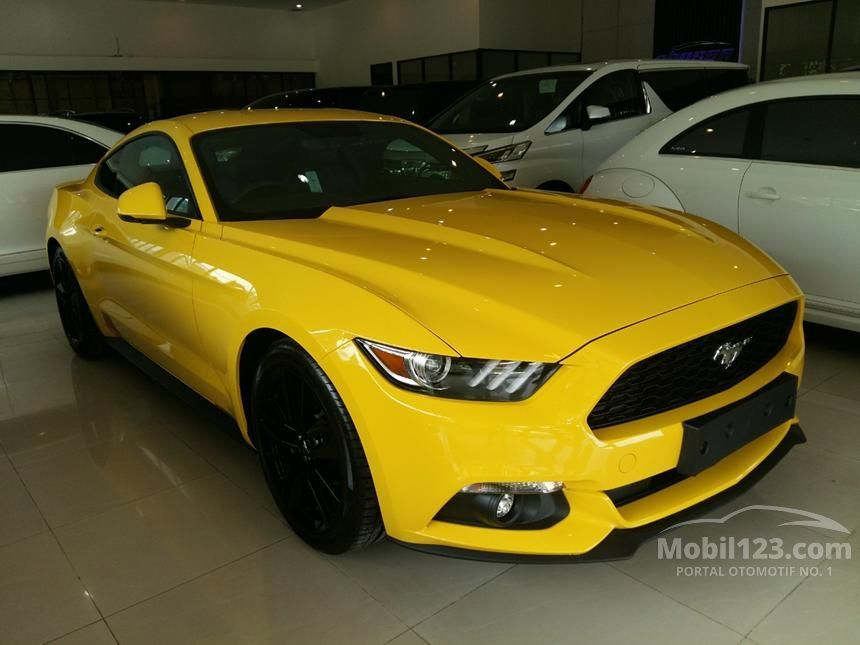 2016 Ford Mustang 2.3 Automatic Sports Car Super Car