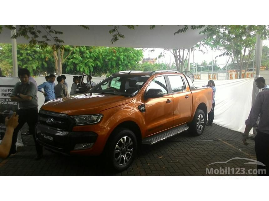 2015 Ford Ranger 2.2 Double Cabin