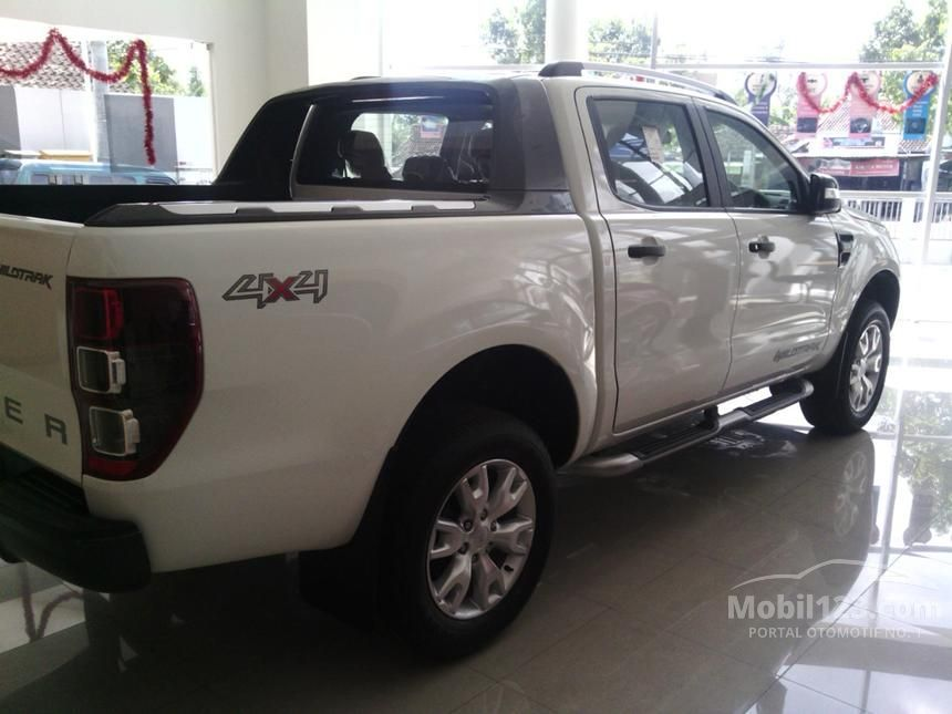 2014 Ford Ranger WILDTRACK 4X4