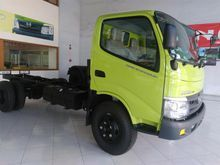 Hino Dutro 110 SD Long PS Turbo Intercooler