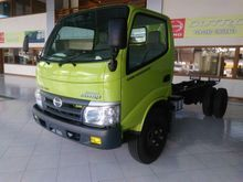 Hino Dutro 4.0 300 Series 130 HD 6.8 X-Power