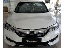 Dijual Honda NEW ACCORD 2017 PENAWARAN PALING MURAH SEJAGAD RAYA
