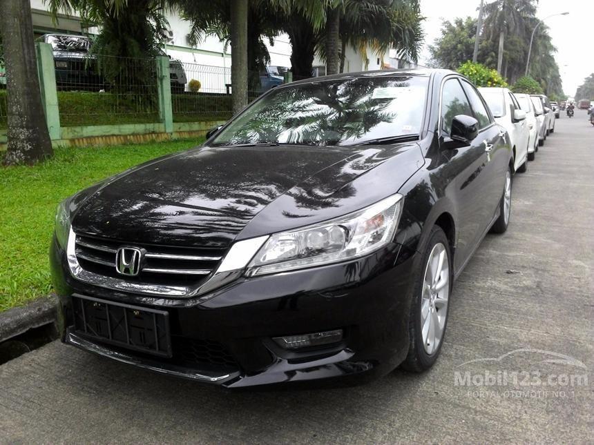 2014 Honda Accord VTi-L Sedan