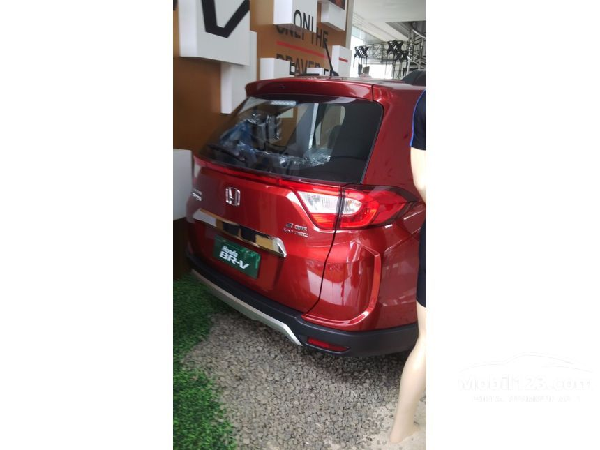 2017 Honda BR-V E Prestige SUV