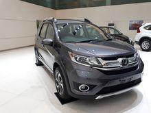 2016 Honda BR-V 1.5 E SUV