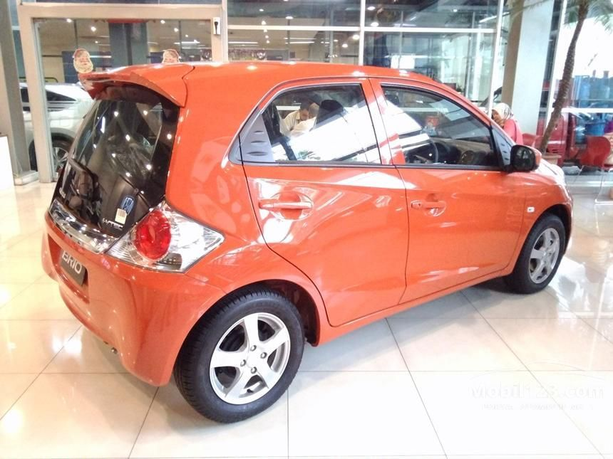 2014 Honda Brio Compact Car City Car