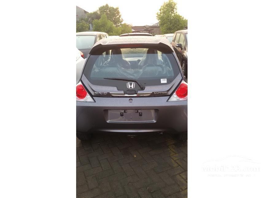 2015 Honda Brio E Automatic Compact Car City Car